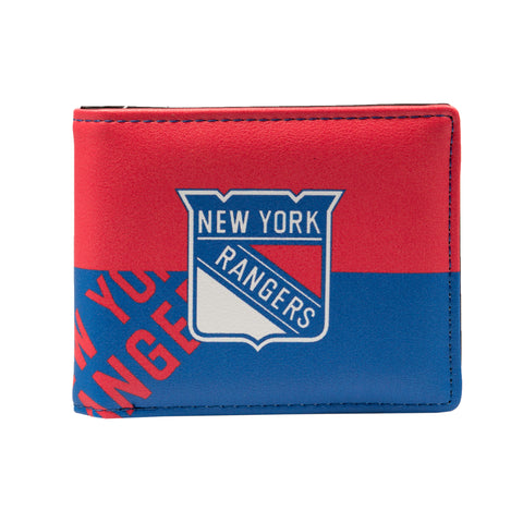 New York Rangers Bi-Fold Wallet