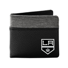Load image into Gallery viewer, Los Angeles Kings Pebble Bi-Fold Wallet