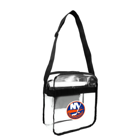 New York Islanders Clear Carryall Crossbody