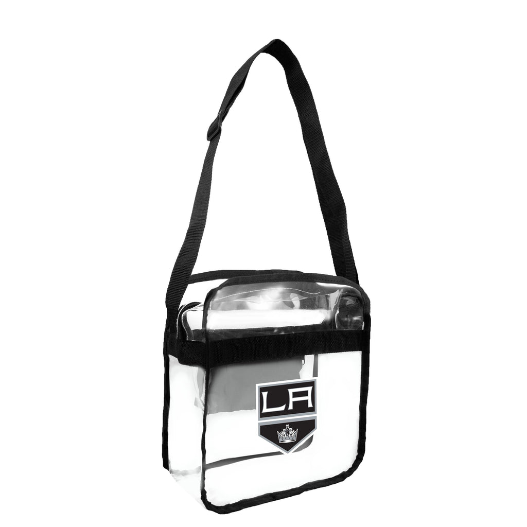 Los Angeles Kings Clear Carryall Crossbody