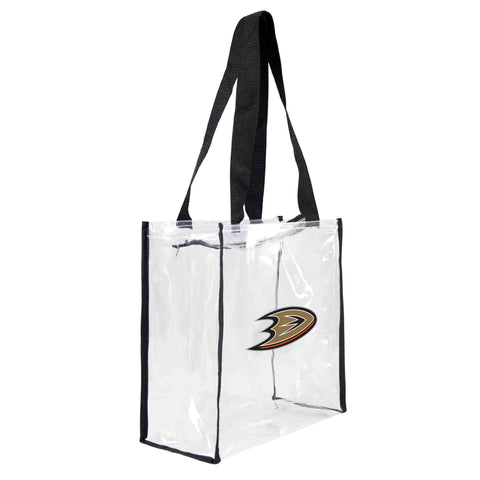 Anaheim Ducks Clear Square Stadium Tote