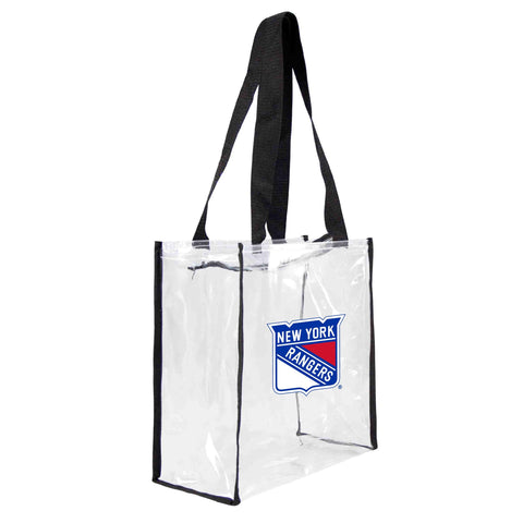 New York Rangers Clear Square Stadium Tote