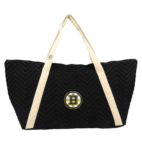 Boston Bruins Chev Stitch Weekender