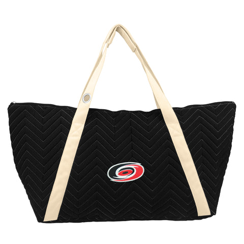 Carolina Hurricanes Chev Stitch Weekender