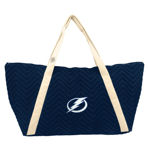 Tampa Bay Lightning Chev Stitch Weekender