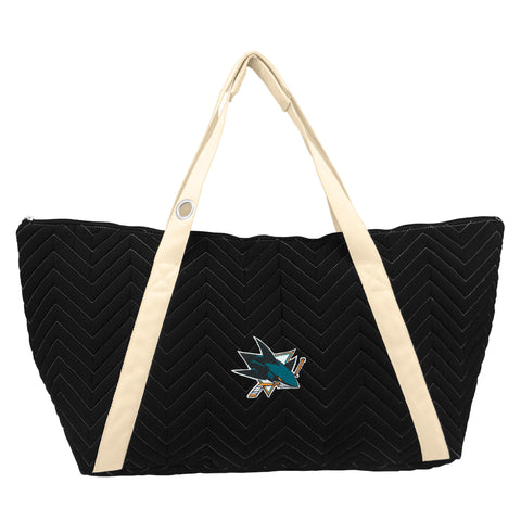 San Jose Sharks Chev Stitch Weekender