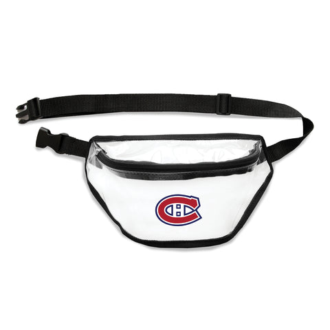 Montreal Canadiens Clear Fanny Pack
