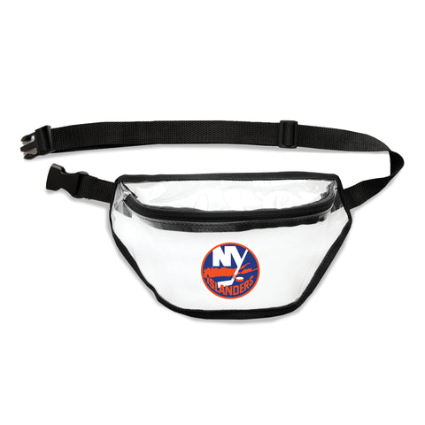 New York Islanders Clear Fanny Pack