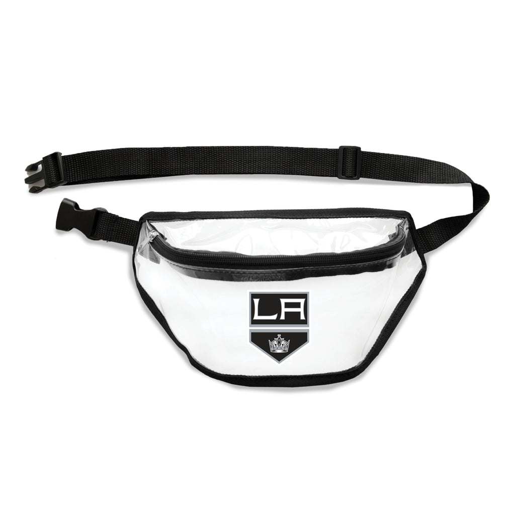 Los Angeles Kings Clear Fanny Pack