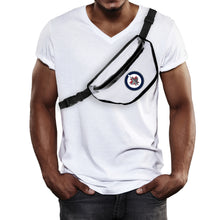Load image into Gallery viewer, Winnipeg Jets Clear Fanny Pack