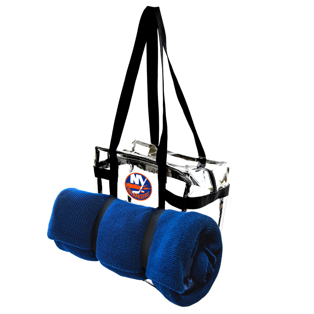 New York Islanders Clear Tote Along