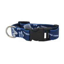 Load image into Gallery viewer, Toronto Maple Leafs Pet Team Collar