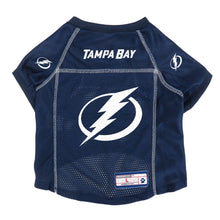 Load image into Gallery viewer, Tampa Bay Lightning Pet Jersey