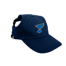 Load image into Gallery viewer, St. Louis Blues Pet Baseball Hat