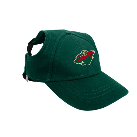 Minnesota Wild Pet Baseball Hat