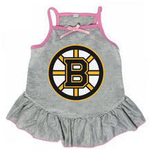 Load image into Gallery viewer, Boston Bruins Pet Dress Gray