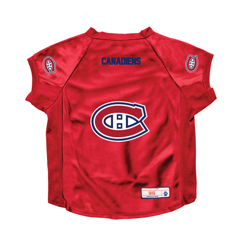 Montreal Canadiens Big Pet Stretch Jersey