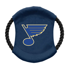 Load image into Gallery viewer, St. Louis Blues Team Flying Disc Pet Toy