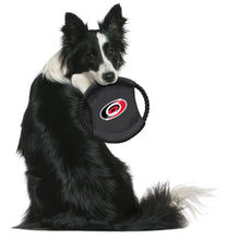 Load image into Gallery viewer, Carolina Hurricanes Team Flying Disc Pet Toy