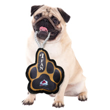 Load image into Gallery viewer, Colorado Avalanche Super Fan Pet Toy