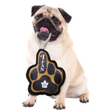Load image into Gallery viewer, Toronto Maple Leafs Super Fan Pet Toy