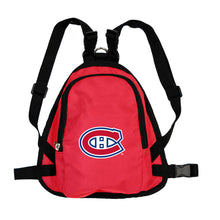 Load image into Gallery viewer, Montreal Canadiens Pet Mini Backpack