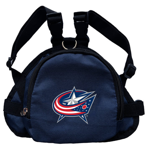 Columbus Blue Jackets Pet Mini Backpack