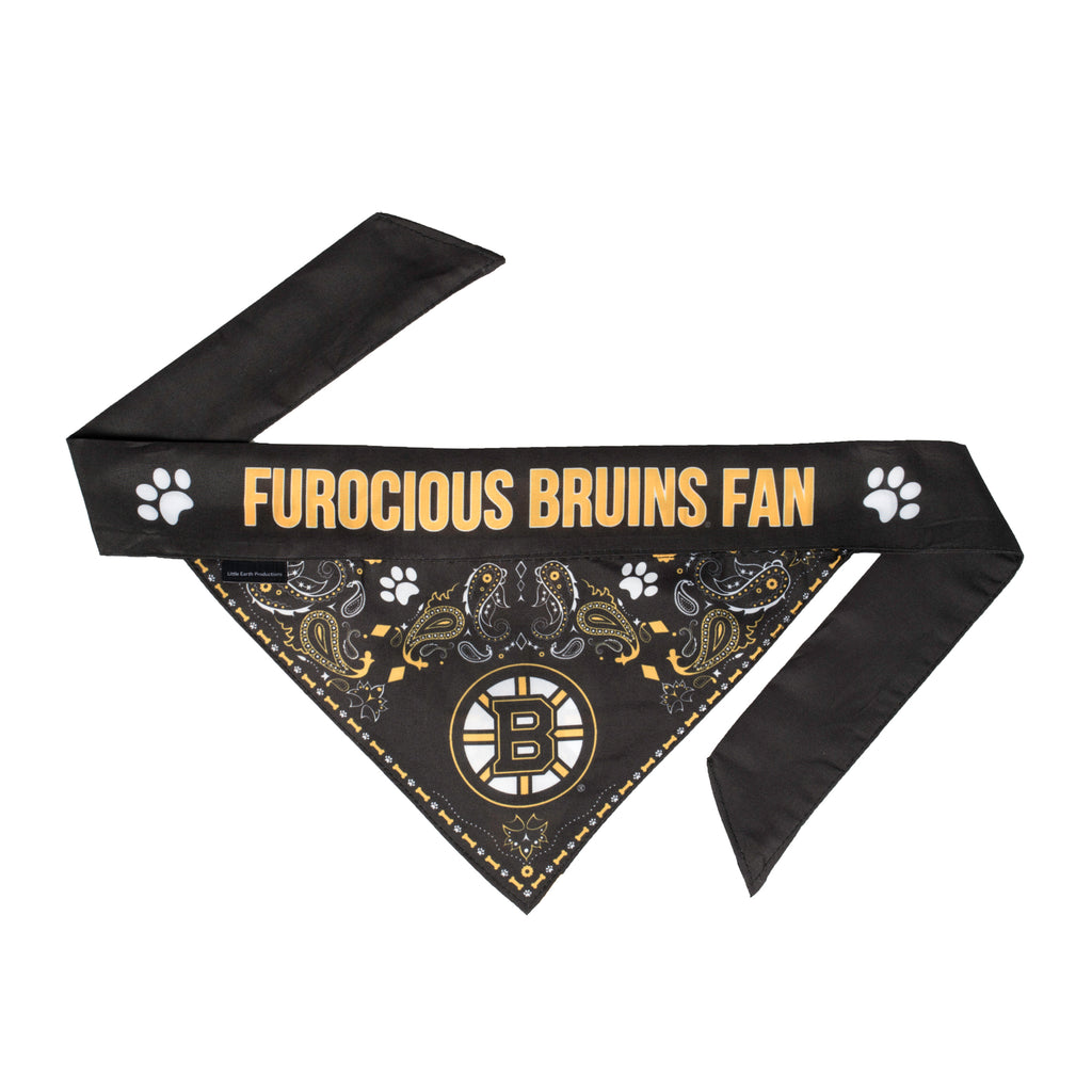 Boston Bruins Pet Bandana