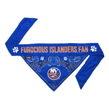 Load image into Gallery viewer, New York Islanders Pet Bandana