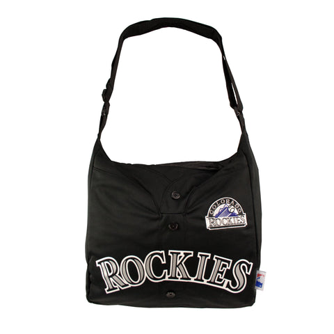 Colorado Rockies Team Jersey Tote