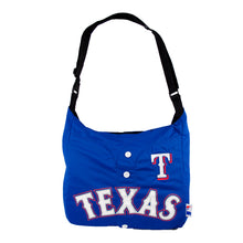 Load image into Gallery viewer, Texas Rangers Team Jersey Tote