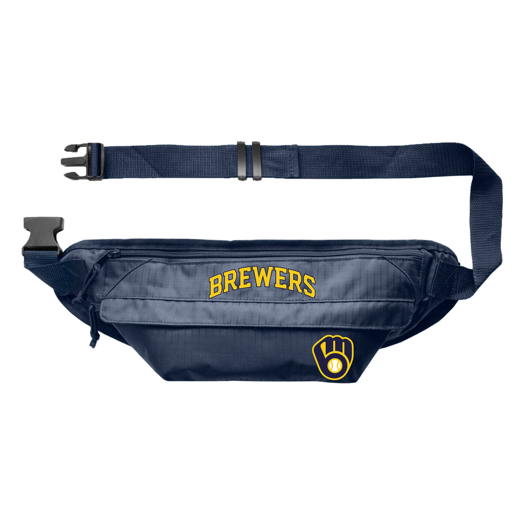Milwaukee Brewers Large Fanny Pack