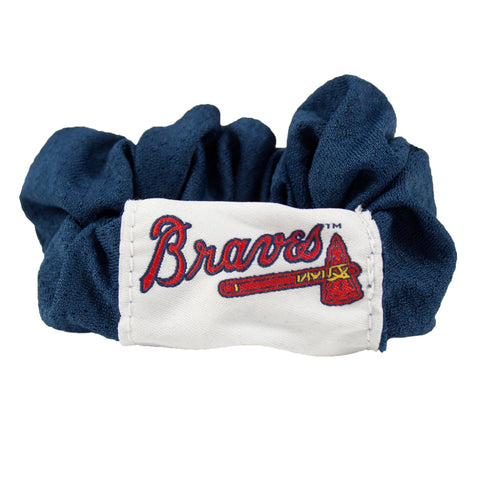 Atlanta Braves Hair Twist