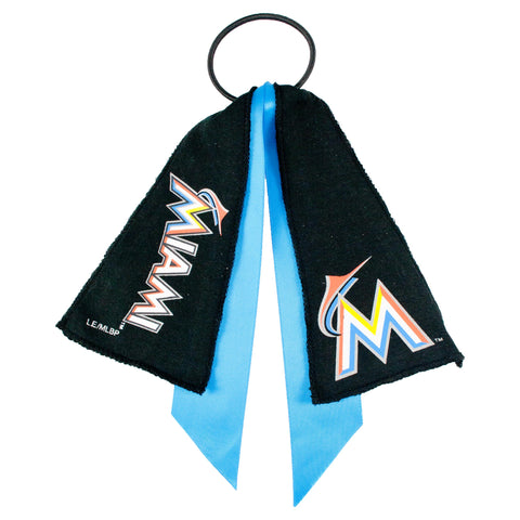 Miami Marlins Ponytail Holder