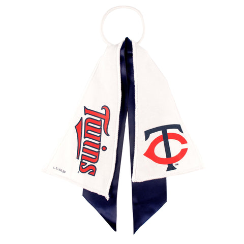 Minnesota Twins Ponytail Holder