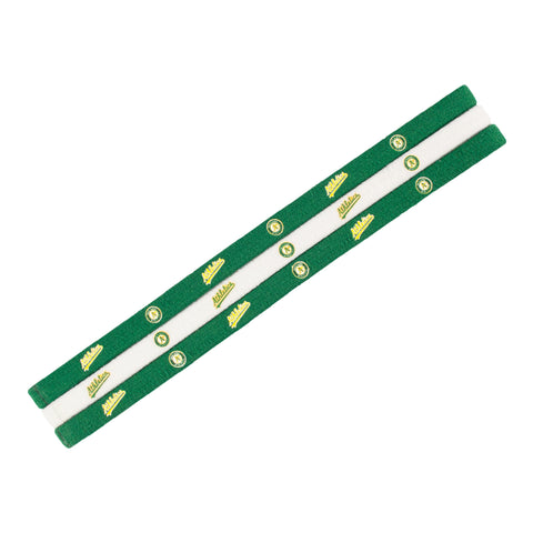 Oakland Athletics Elastic Headband