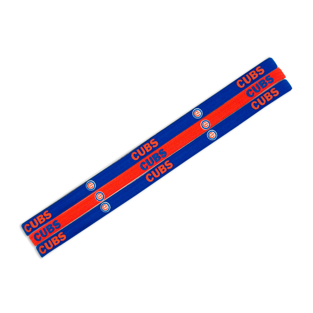 Chicago Cubs Elastic Headband