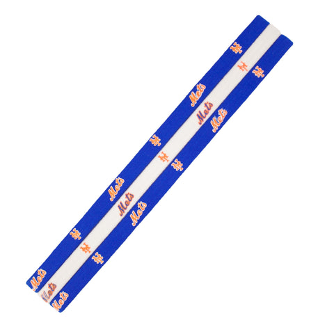 New York Mets Elastic Headband