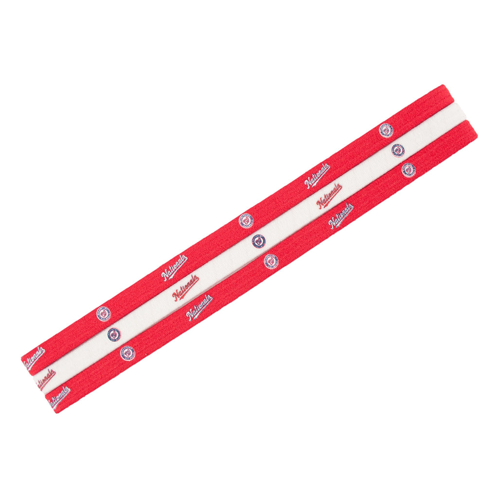 Washington Nationals Elastic Headband