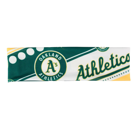 Oakland Athletics Stretch Headband