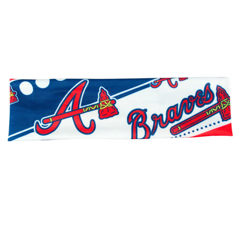 Atlanta Braves Stretch Headband
