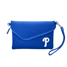 Load image into Gallery viewer, Philadelphia Phillies Fold Over Crossbody Pebble