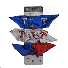 Load image into Gallery viewer, Texas Rangers Wired Hair Tie