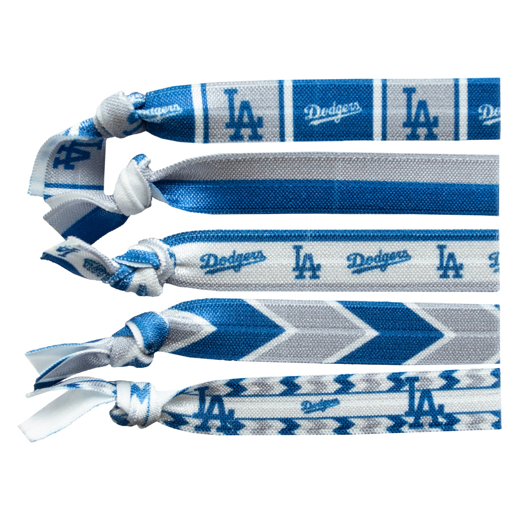 Los Angeles Dodgers Knotted Hair Tie