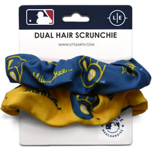 Load image into Gallery viewer, Milwaukee Brewers Dual Hair Twist