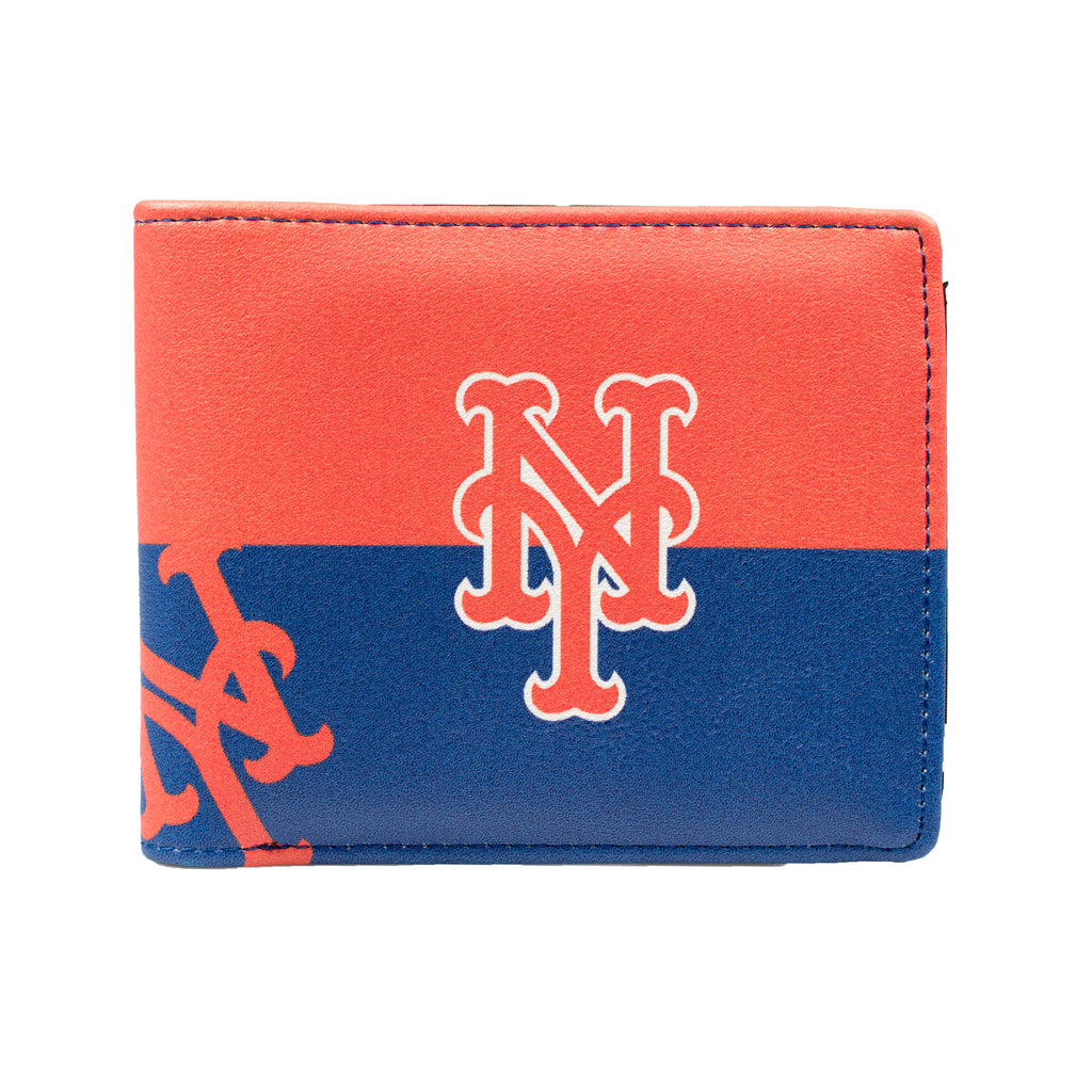 New York Mets Bi-Fold Wallet