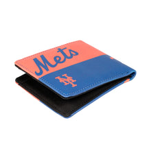 Load image into Gallery viewer, New York Mets Bi-Fold Wallet