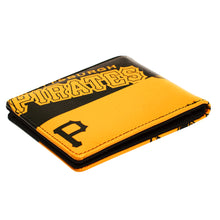 Load image into Gallery viewer, Pittsburgh Pirates Bi-Fold Wallet