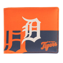 Load image into Gallery viewer, Detroit Tigers Bi-Fold Wallet