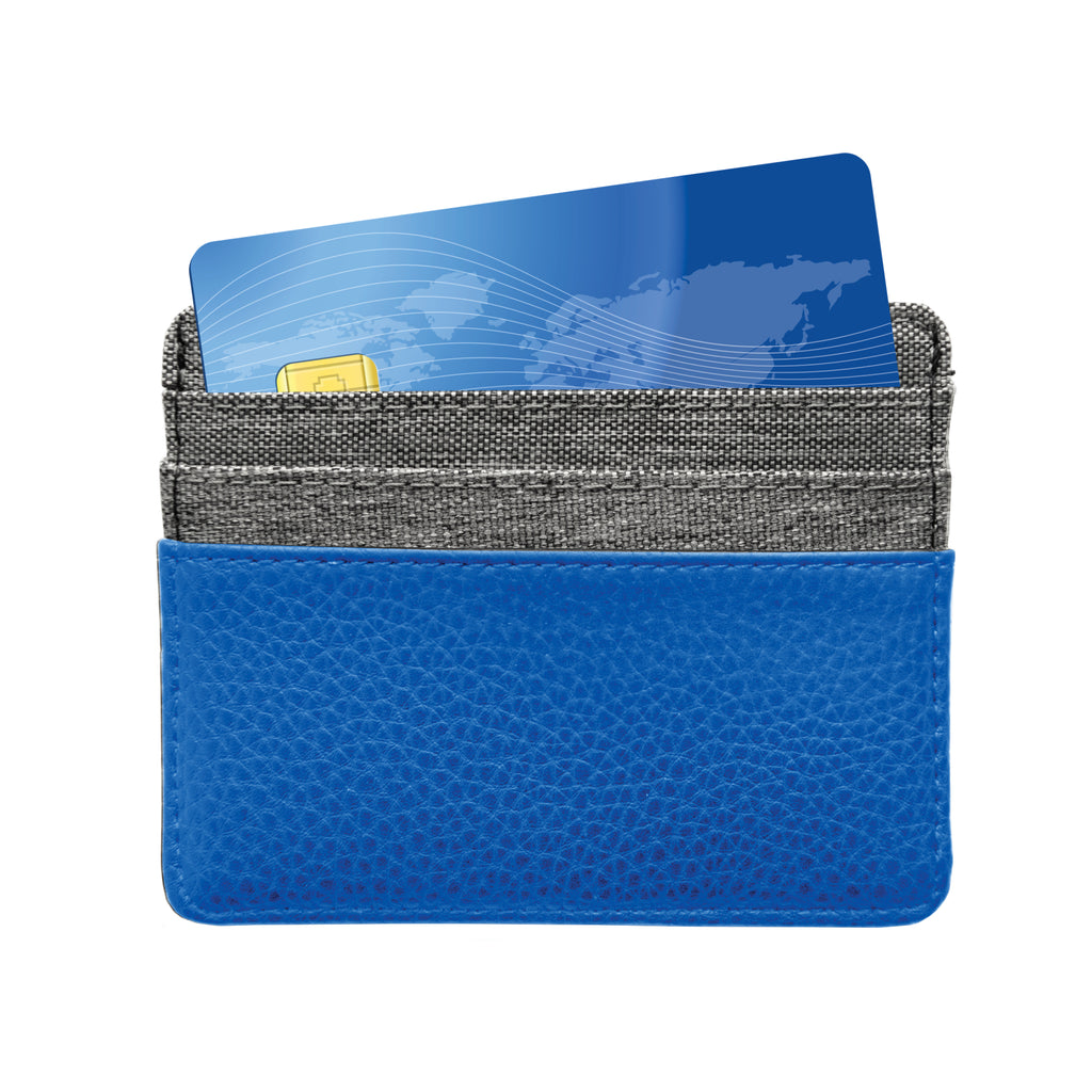 Los Angeles Dodgers Pebble Front Pocket Wallet